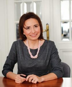 Daniela Vișoianu, președinta Coaliției pentru Educație
