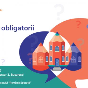 Rostul școlii obligatorii în România